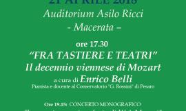 """Opera e dintorni: """"Tra tastiere e teatri - Il decennio viennese di Mozart"""""""