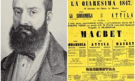 """Nicola Benedetti e """"L'ombra"""" di Banco nel Macbeth di G. Verdi"""