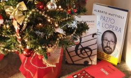 Libri e musica sotto l'albero