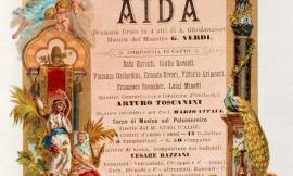Aida, Macerata 1921. Cronaca di un inizio.